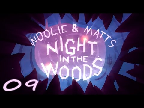 Best Friends Play Night in the Woods (Part 09)