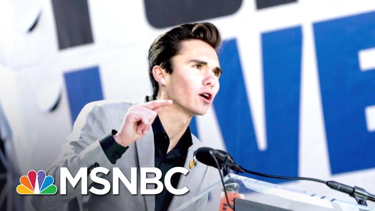 High Costs For Mocking Parkland Student Survivors | The Last Word | MSNBC thumbnail