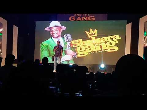 MC Lively and Lasisi Elenu Super Funny Performance at Shakara and the Gang 2019