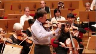 EUROPE/WINTER TOUR 2012: Alan Gilbert, Frank Peter Zimmermann, and Beethoven 02/02/2012