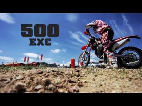2014 KTM 500 EXC