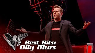 Troublemaker: Best Olly Murs Moments | The Voice UK 2018