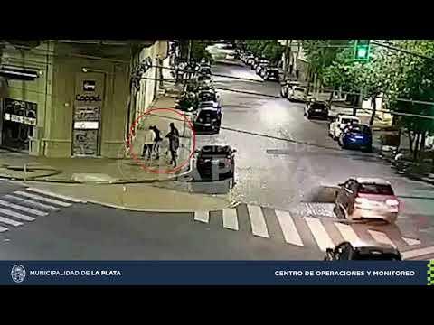 Con las cámaras de seguridad pudieron detener a tres delincuentes que cometieron un robo