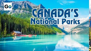 Canadas National Parks: Canadian Rockies, Banff, Lake Louise And Jasper