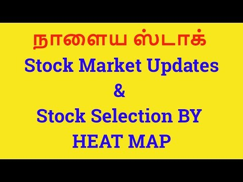 Stock Selection with Heat MAP | Stock Market Updates | Tamil Share