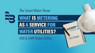 netAMP Enabled Metering as a Service for Water Utilities