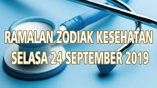 Ramalan Zodiak Kesehatan Selasa 24 September 2019