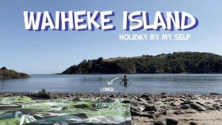 ISLAND HOLIDAY.... BY MY SELF! (VLOG)
