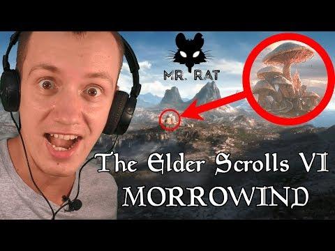 The Elder Scrolls 6: Morrowind - Mr. Rat предсказывает! Доказательства найдены! (Mr. Cat пародия)