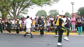 Африканский парад