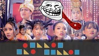 Hoàng Cung Đại Chiến - Ginô Tống, Kim Chi, Lục Anh, Lu Dương | By Vuông🔷 Giác🔻 Tròn🔴