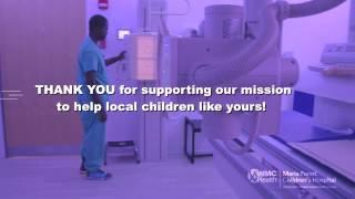 New Pediatric Fluoroscopy Suite