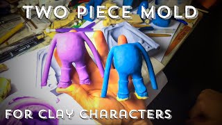 Make Molds For Stop Motion Puppet Characters Using The Best Clay Puppet Putty | Smooth-on OOMOO 30