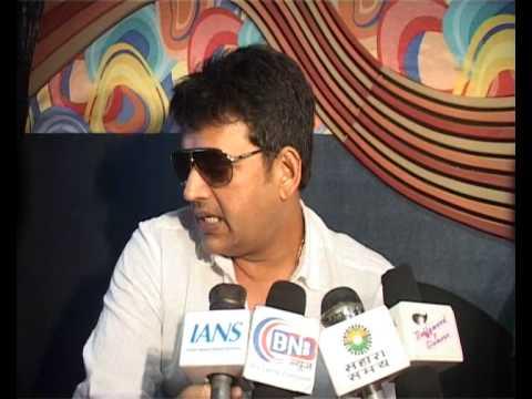 BNB NEWS RAVI KISHAN  BHOJPURI FILM SON OF BIHAR  SONG RECORDING