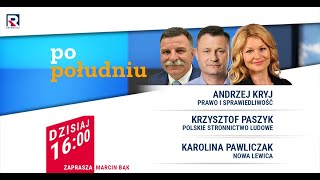 Covid, a osoby zaszczepione Andrzej Kryj, Krzysztof Paszyk, Karolina Pawliczak   Po Południu