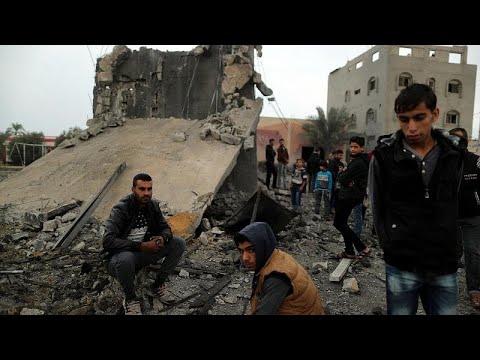 Γάζα: Νεκρός στρατιωτικός διοικητής της Χαμάς σε πολύνεκρες μάχες…
