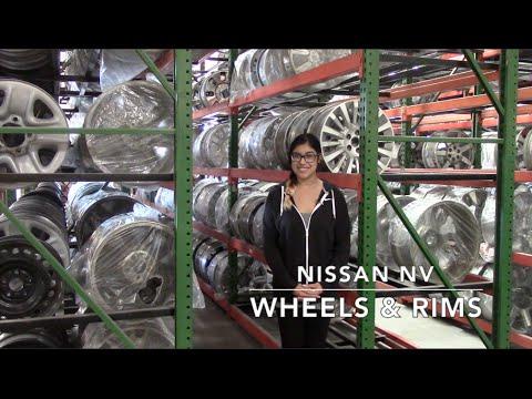 Factory Original Nissan NV Wheels & Nissan NV Rims – OriginalWheels.com