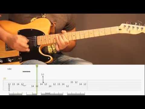 Steve Vai - Tender Surrender WITH TAB´s