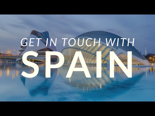 Reportagem – Get in Touch with Spain