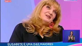 Entrevista A Elisabete Matos (soprano Português)