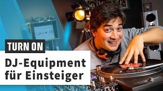 DJ Meru Stellt DJ-Equipment Für Einsteiger Vor