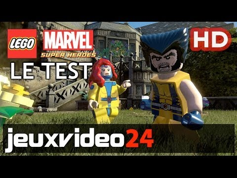 Vidéo LEGO Jeux vidéo XBOLMSH : Lego Marvel Super Heroes XBOX One