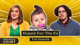 Duped For The Ex: Man Says Girlfriend's Ex-Husband Is Real Father (Full Episode)   Paternity Court