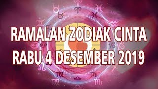 Ramalan Cinta Zodiak Rabu 4 Desember, Cancer Diabaikan & Aquarius Belum Siap Menikah