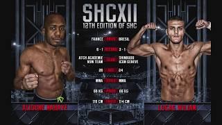 SHC XII - ALIOUNE NAHAYE VS LUCAS WILIAN - MMA