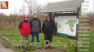 preview picture of video 'England SOTA Trip 2012'