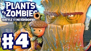 Acorn And Oak!   Plants Vs. Zombies: Battle For Neighborville   Gameplay Part 4 (PC)