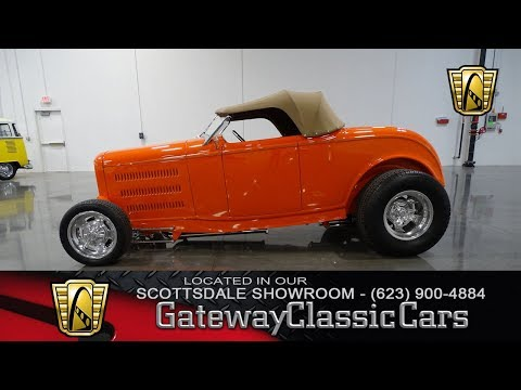 Video of '32 Roadster - MAT2
