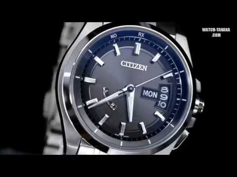Citizen Attesa Eco Drive As7100 59e