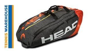 Head Radical 12R Monstercombi Bag video
