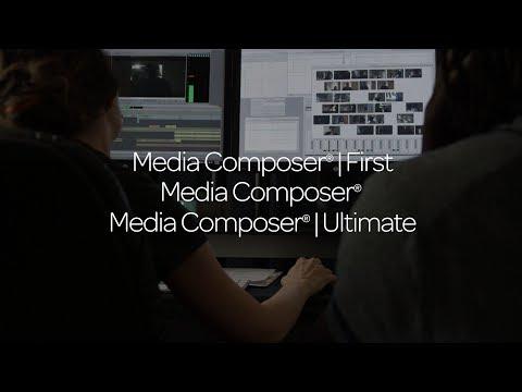 Avid Media Composer - Subscription - Toolfarm