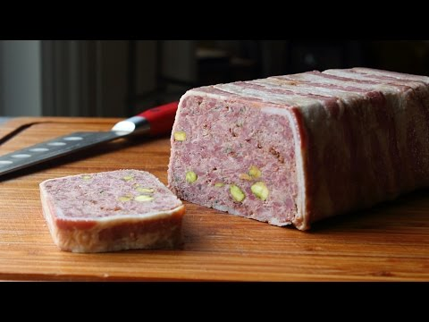 Pâté de Campagne Recipe – How to Make a Country-Style Pâté