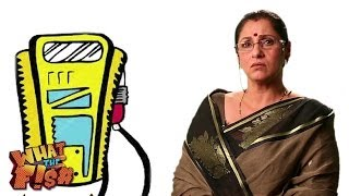 Monster Maasi On Petrol Prices - What The Fish