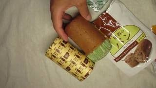 尾西の保存パン賞味期限切れを開封3ヶ月超過