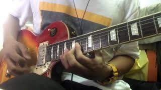 弾いてみたBUMPOFCHICKEN/シリウスギターソロ重神機パンドーラ