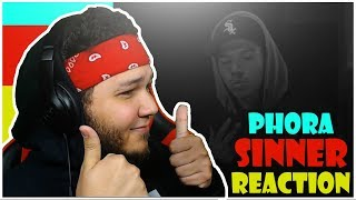 🔥👍 REACTION!! 👍🔥 Phora   Sinner [Official Music Video]