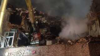 preview picture of video 'Gasexplosion und Feuer - Lüneburg Altstadt (THW OV Stelle-Winsen 1/2)'