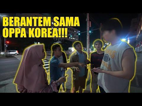 TES KEJUJURAN OPPA KOREA SAMPE BERANTEM - Social Experiment    KAPOK😭