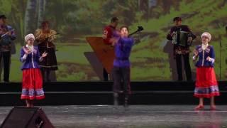 Танцевальный ансамбль «Барыня»