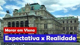 Morar em Viena: expectativa x realidade