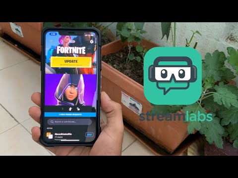 Download How to live stream through Streamlabs on iPhone & iPad!! Mp4 HD Video and MP3