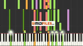🎼 PRO. KARAOKE MIDI FILE : The Big Unknown  Sade