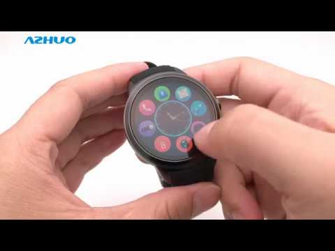 Ourtime X200 3G Android Smart Watch SIM Supported