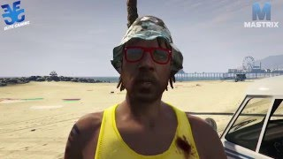 GTA ONLINE MUSIK-VIDEO : Dodo - Hippie Bus ! (GTA 5 NEXT GEN FUNNY MOMENTS!)