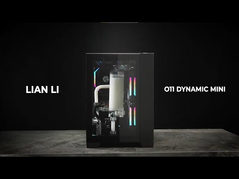 Lian-Li O11 Mini dinamico (Mini Torre)
