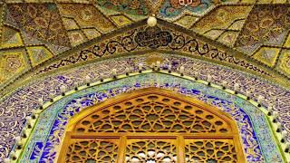 preview picture of video 'صور من النجف الأشرف بجودة عالية - الصوت من كلام الخضر (ع) للإمام علي (ع) بصوت مهدي صدقي'